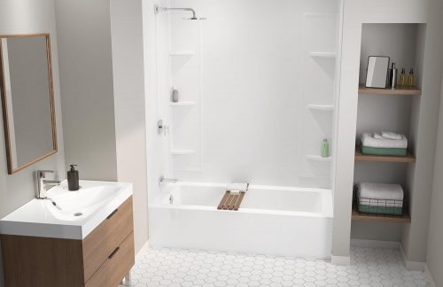Contour de douche maxima